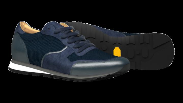 Sneaker suela Vibram